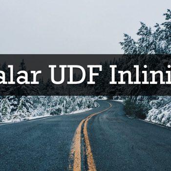 UDF Inlining
