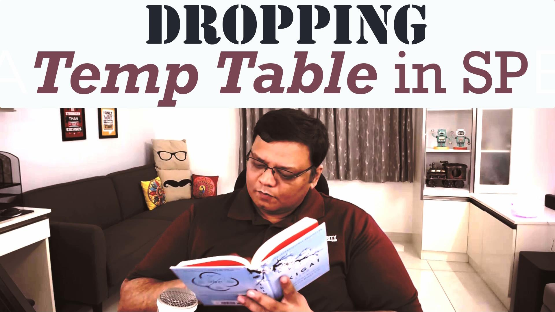 Temp Table in