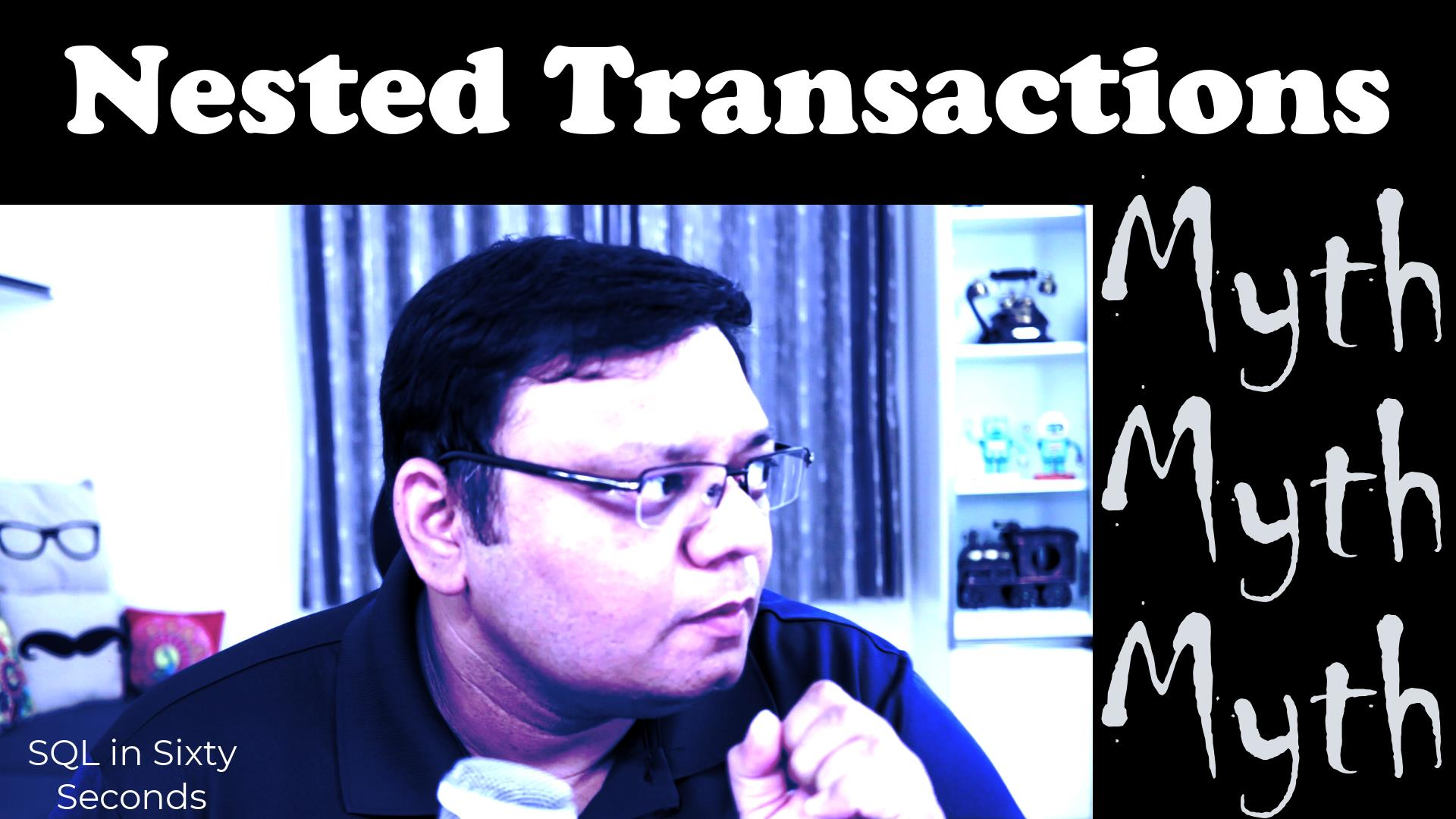 nested transaction