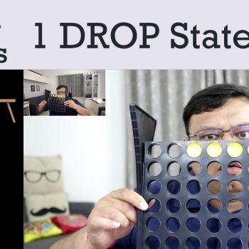 drop statement