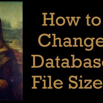 Change Database