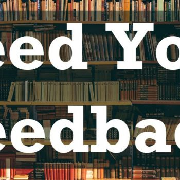 your feedback