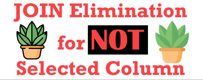 SQL SERVER - JOIN Elimination for Not Selected Column JOINElimination1-800x316