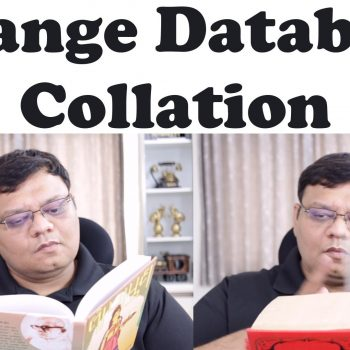 database collation