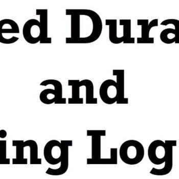 Flushing Log