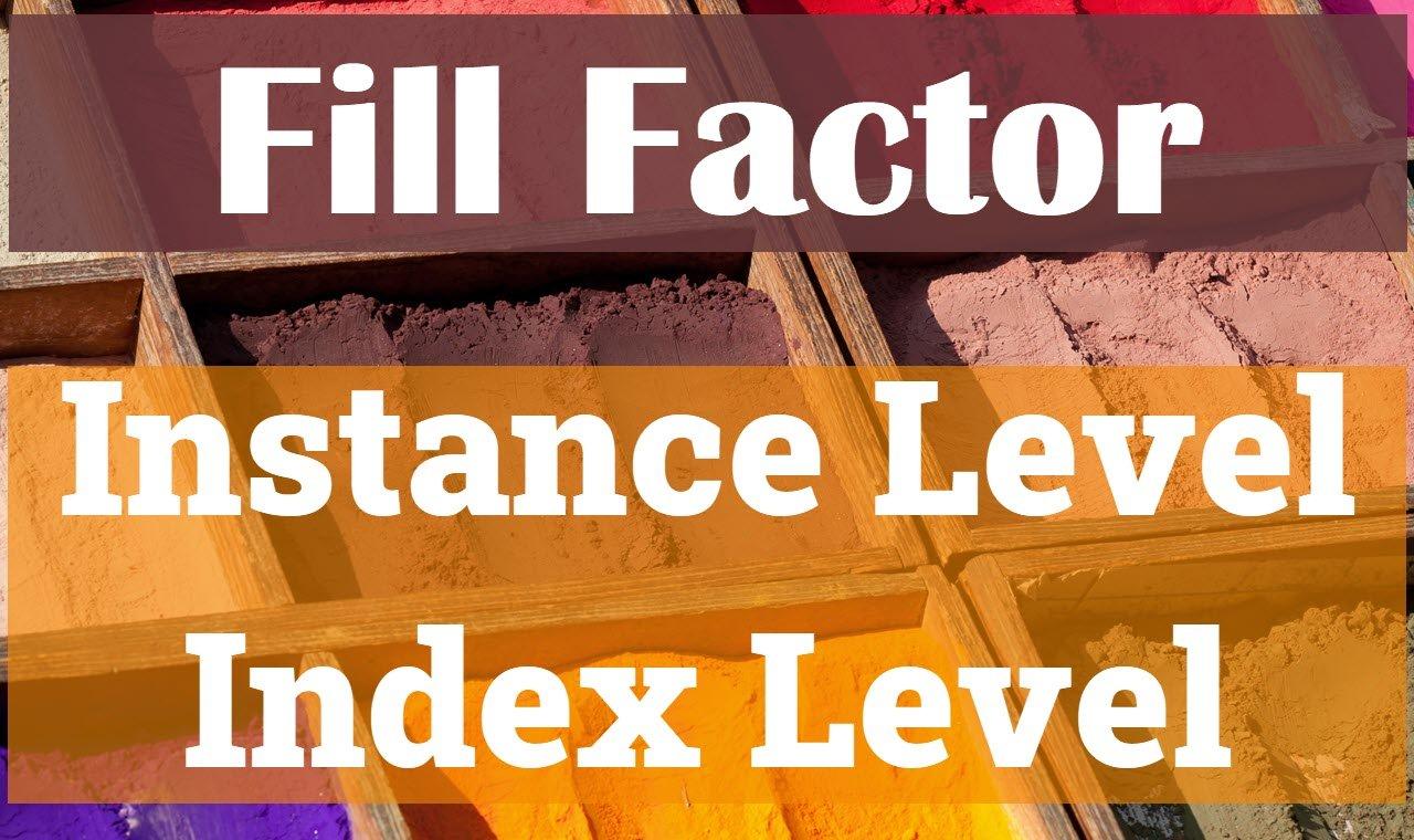 Index Level