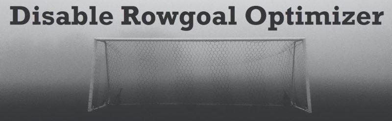 SQL SERVER - Disable Rowgoal Optimizer goaloptimizer-800x248