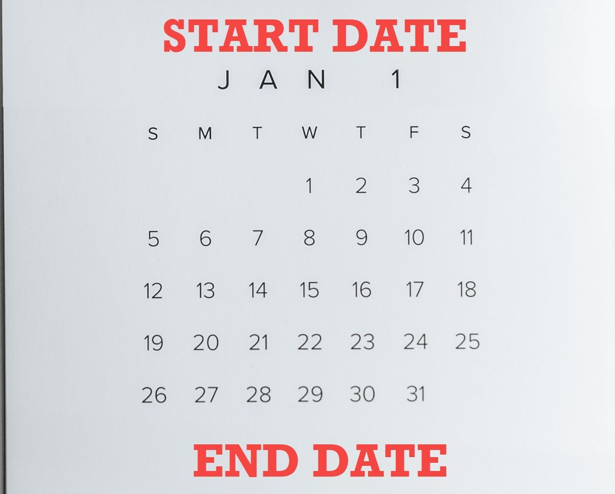 SQL SERVER – List All Dates Between Start and End Date