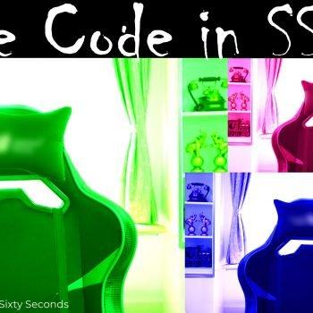 Hide in Code