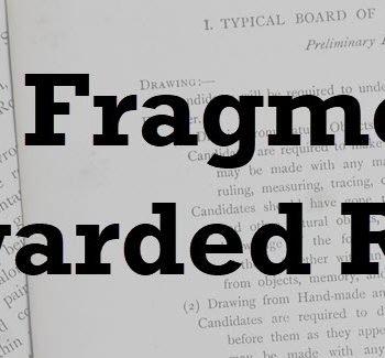 Finding Fragmentation