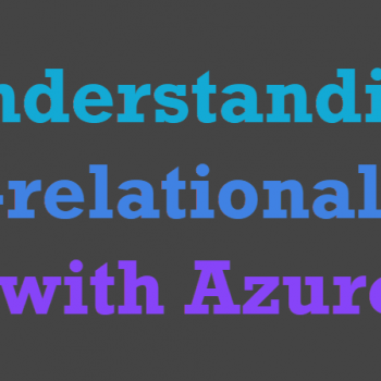Data with Azure