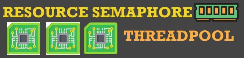 SQL SERVER - RESOURCE SEMAPHORE and THREADPOOL RESOURCE-SEMAPHORE-800x191