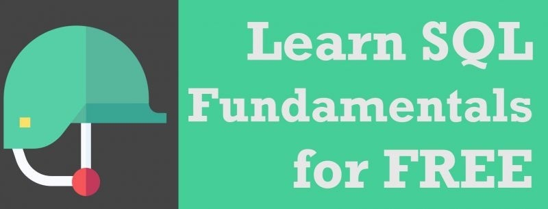 Learn SQL Fundamentals for FREE SQLfundamentals-800x305