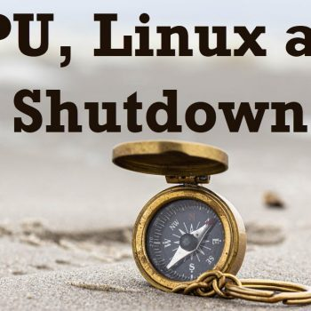 Linux and Shutdown