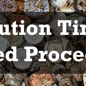 Time of Stored Procedure