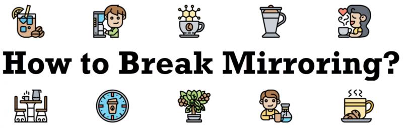 SQL SERVER - How to Break Mirroring? breakmirroring-800x254