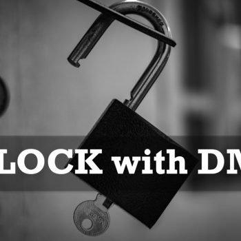 NOLOCK with DMVs