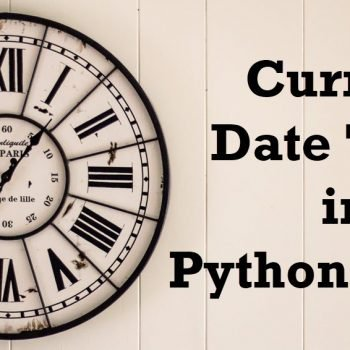 current date time