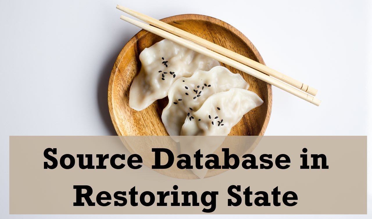 Restoring State