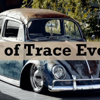 trace events